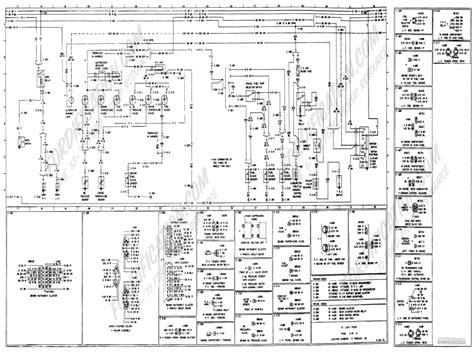 Ford Truck Wiring Diagrams Schematics