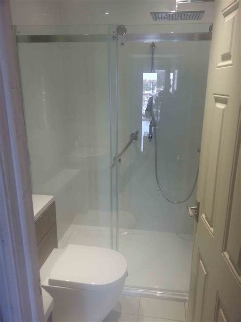 Photo Of Corner Showers Enclosures For Small Bathrooms