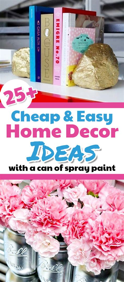 affordable home decor 25 budget decorating ideas transform your decor with