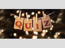 Quiz night Discover Frome