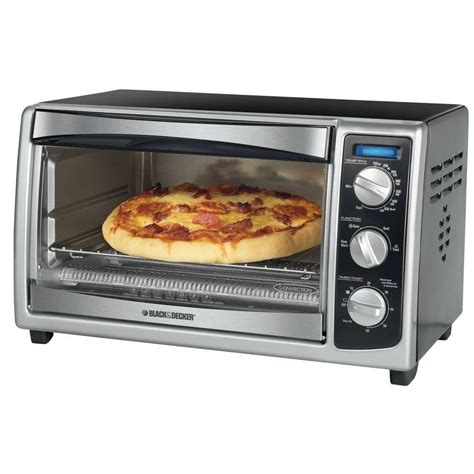 what are toaster ovens for black decker 6 slice stainless steel toaster oven to1675b