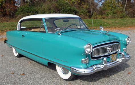 1954 Nash Statesman | Connors Motorcar Company