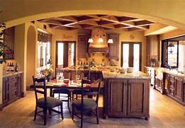 Custom Kitchen Island Cabinet 1313 Custom Doors Gates Furniture Beautiful Open Kitchen Dining Space Craftsman Style Interiors Design The Floors The White And The Blue Cabinets I Really Like This Room Charming Southwestern Style Kitchen This Spacious Southwestern Kitchen