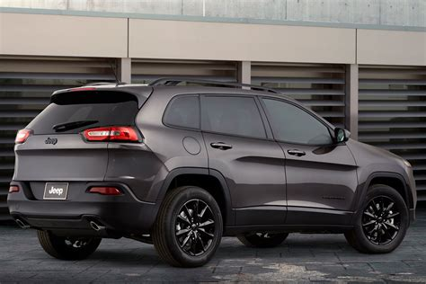 First Drive 2015 Jeep Cherokee Altitude