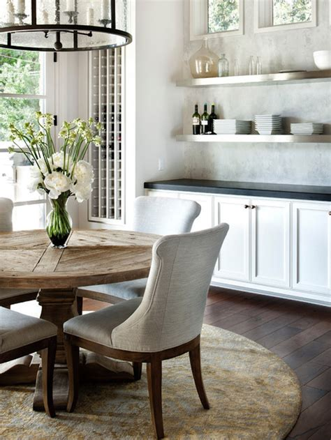 wooden dining tables      makeover