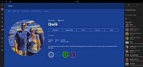 Custom Gamer And Club Pics Roll Out To Xbox Insiders On