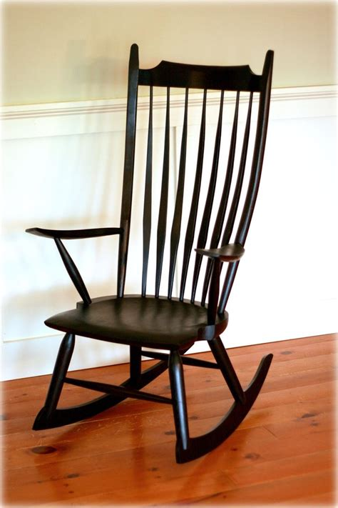crafted rocking chair by t furniture