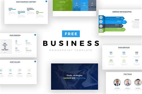 40+ Free Cool Powerpoint Templates For Presentations