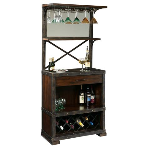 wine and bar cabinet howard miller red mountain home bar and wine cabinet 695138