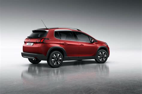 a peugeot peugeot 2008 and 3008 could get sporty gti variants