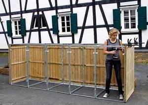 Mülltonnenverkleidung Selber Bauen : bildergebnis f r m lltonnenverkleidung selber bauen haus ~ Watch28wear.com Haus und Dekorationen