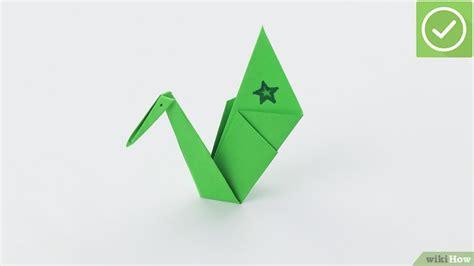Come Creare Il Classico Cigno Origami