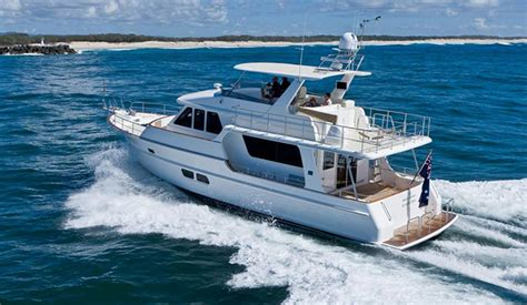 Banks Boats by Grand Banks 53 Aleutian Raised Pilothouse Boat Review