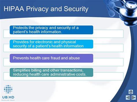 Ubmd Information & Privacy Program