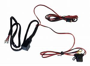 Crown Automotive Rt28031 Windshield Hinge Wiring Harness For Jeep Vehicles