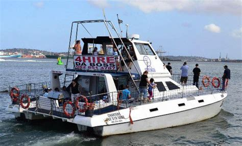 Boat Cruise In Durban For A Day by Isle Of Pleasure Cruises Vouchers Experience
