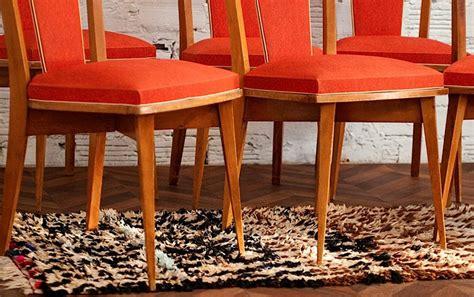 chaises es 50 cuisine retro annee 50