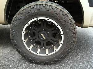 285  65r18 Nitto Trail Grapplers With Gear Wheels - Ford F150 Forum