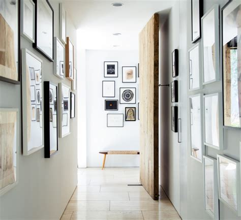 For Home by Decorating Ideas For Narrow Corridors And Hallways Upcyclist