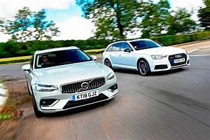 Volvo V60 Vs Audi A4 B9 - Drive-my Blogs