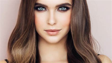 Brown Hair And Brown Meaning by How To Rock The Brown Hair Color Trend L Or 233 Al