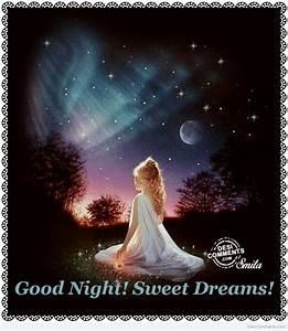 Good Night! Sweet Dreams! - DesiComments.com