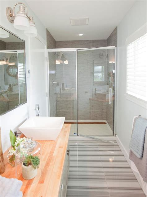 Hgtv Bathrooms Makeovers by 20 Luxurious Bathroom Makeovers From Our Hgtv