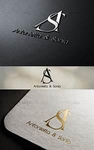 Logo Per Negozio Di Abbigliamento E Biancheria Per La Casa