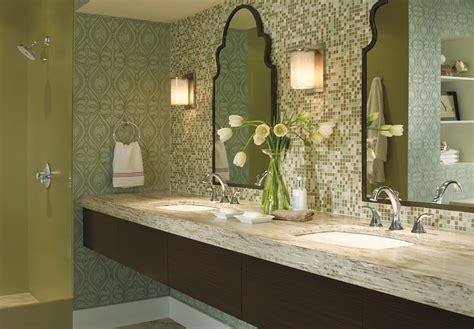 bathroom design trend moroccan modern  moroccan
