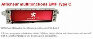 Afficheur Peugeot 407 : reparation afficheur multifonctions peugeot 607 ~ Carolinahurricanesstore.com Idées de Décoration