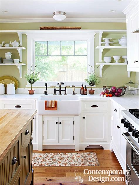 small country kitchen ideas