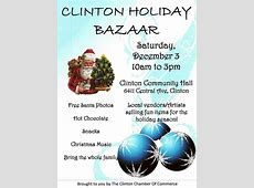 Clinton Holiday Bazaar Whidbey and Camano Islands