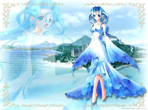 Anime Mermaid Wallpaper - mermaid anime desktop background wallpapers 11428