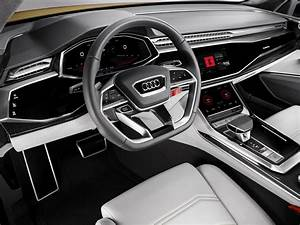 Audi Q8 Interieur : audi and volvo will use android as the operating system in upcoming cars the verge ~ Medecine-chirurgie-esthetiques.com Avis de Voitures