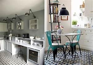 Cuisine Carreau De Ciment : je transforme ma cuisine old school en pi ce de vie ~ Melissatoandfro.com Idées de Décoration