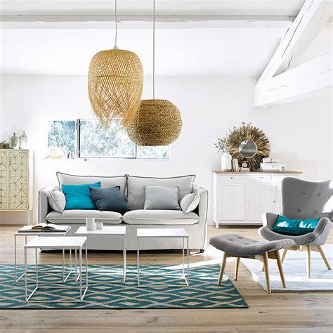 canape bord de mer meubles déco d intérieur bord de mer maisons du monde