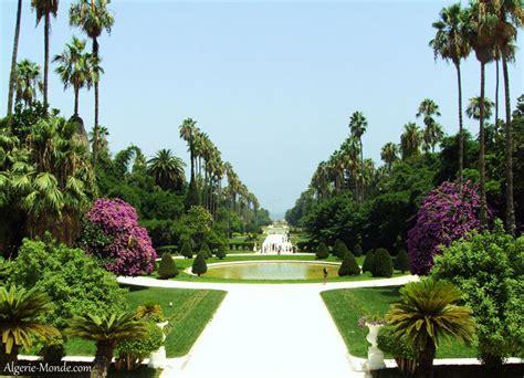 Le Jardin D by Photos Du Jardin D Essai 224 Alger