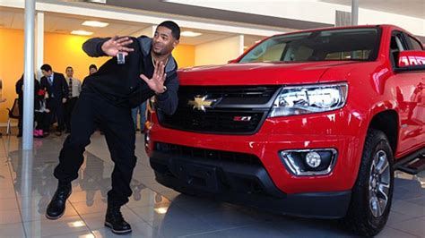 Chevrolet Gives New England Patriots Malcolm Butler His
