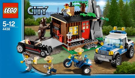 2012 Lego City Sets Bring Hillbillies, Bears, Forest Fires