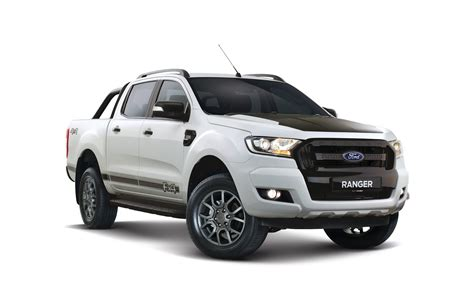 New Colours For The 2018 Ford Ranger