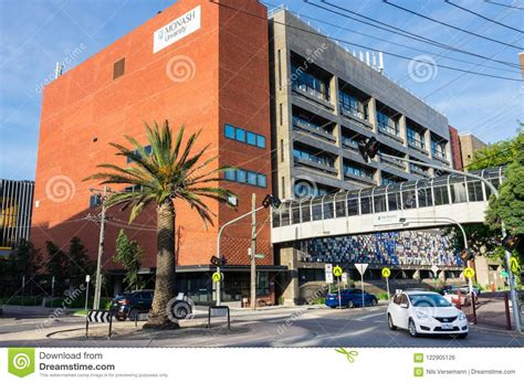 Introduction to sociology, introduction to so i got into monash caulfield's bachelor of arts (global)! Caulfield Campus Of Monash Univeristy In The City Of Glen Eira In Melbourne. Editorial Photo ...