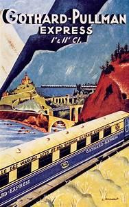 Two Fold Brochure Advertising The Swiss Gotthard Railway 1882 2016 Retours