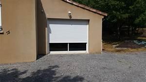 Remplacement Porte De Garage Par Baie Coulissante Avec Volet Roulant Obasinc