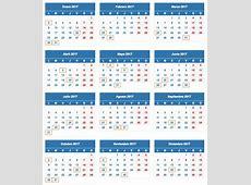 Calendario fiscal para autónomos y pymes 2017 Sage One