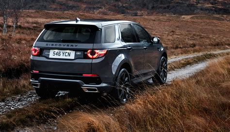 Land Rover Discovery Sport Photo by 2018 Range Rover Evoque Land Rover Discovery Sport