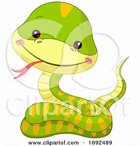 Clipart Cute Baby Zoo Snake | Clipart Panda - Free Clipart ...