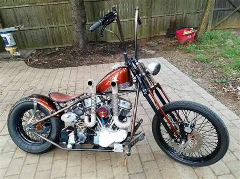 2010 Custom Built Motorcycles Bobber
