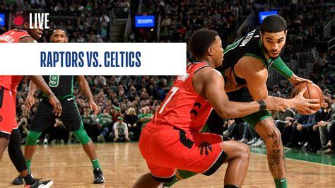 Toronto Raptors vs. Boston Celtics Game 1: live score ...