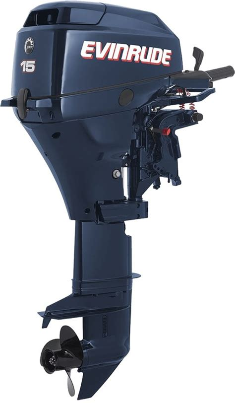 Used Outboard Motors For Sale Ottawa by Evinrude Portable 15 Hp E15pl4 2016 New Outboard For