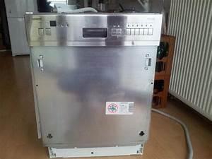Spulmaschine siemens sl59590 11 edelstahl einbau in for Siemens spülmaschine